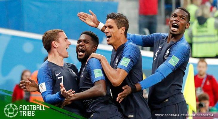2016 dan 2018: Dua Final untuk Prancis