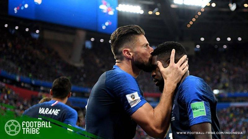 Prancis ke final Piala Dunia