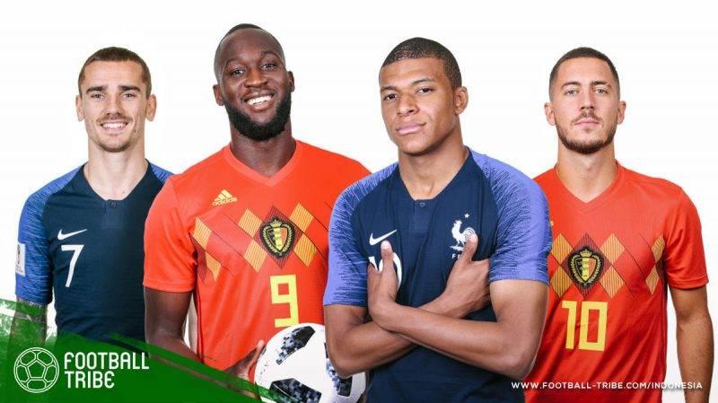 Prancis dan Belgia