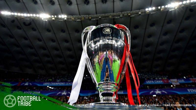 hak siar Liga Champions dan Liga Europa