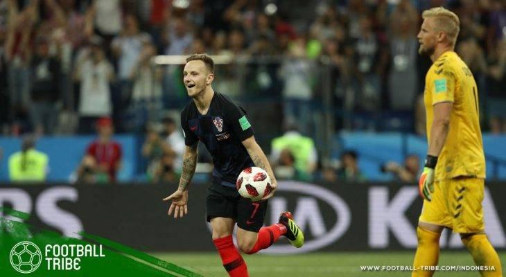 Hasil Piala Dunia 2018 Hari ke-18 (1-2 Juli): Melepas Kepulangan Spanyol dan Adu Penalti Dramatis Denmark-Kroasia