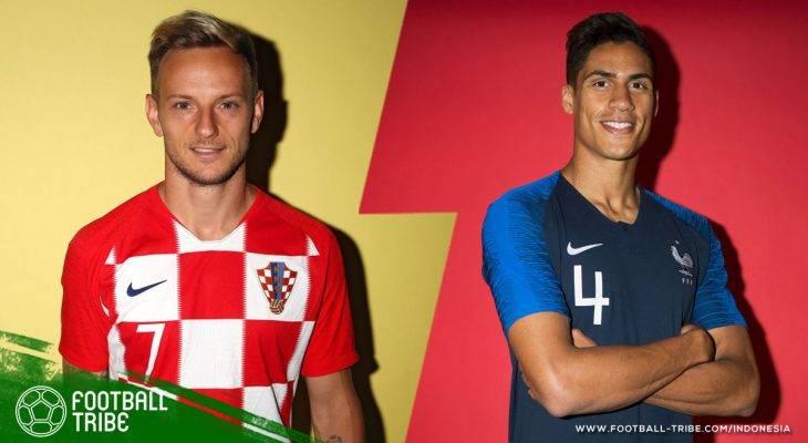 Klub Apa Saja yang Menyumbangkan Pemain Terbanyak di Final Piala Dunia 2018?