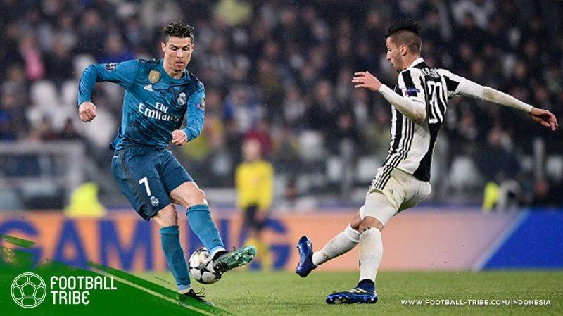 kepastian Ronaldo mengenakan seragam Juventus