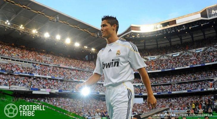 6 Juli 2009: Ketika Cristiano Ronaldo Diperkenalkan di Santiago Bernabeu