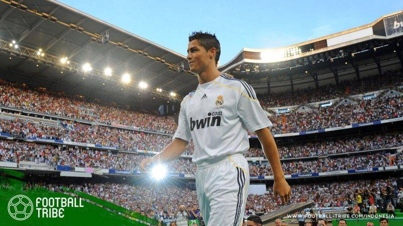 Ronaldo untuk pindah dari Manchester