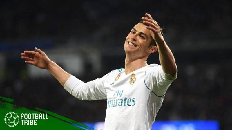 Kedatangan Cristiano Ronaldo