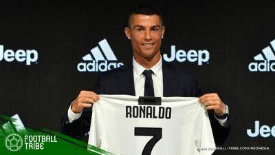 Menunggu Ledakan Cristiano Ronaldo di Serie A