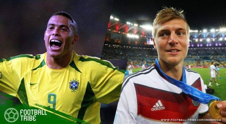Bintang-Bintang Piala Dunia yang Dibajak Real Madrid