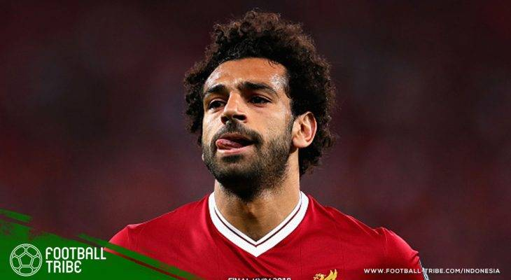 Mohamed Salah Perpanjang Kontrak di Liverpool Tanpa Klausul Pelepasan