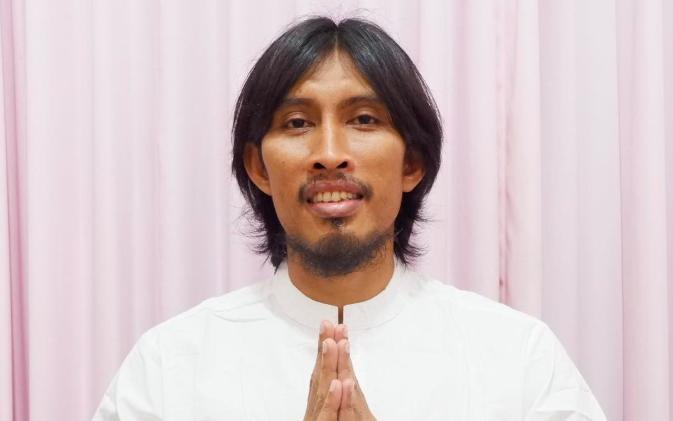 Budi Sudarsono sebagai calon legislatif