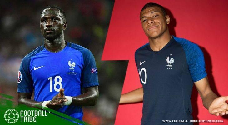 Membandingkan Prancis di Piala Eropa 2016 dan di Piala Dunia 2018