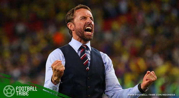 Gareth Southgate yang Menuai Pelajaran Dari Kegagalan Penaltinya di Piala Eropa 1996