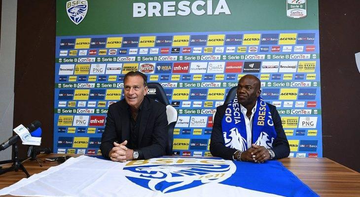 Perkenalkan, David Suazo Pelatih Baru Brescia