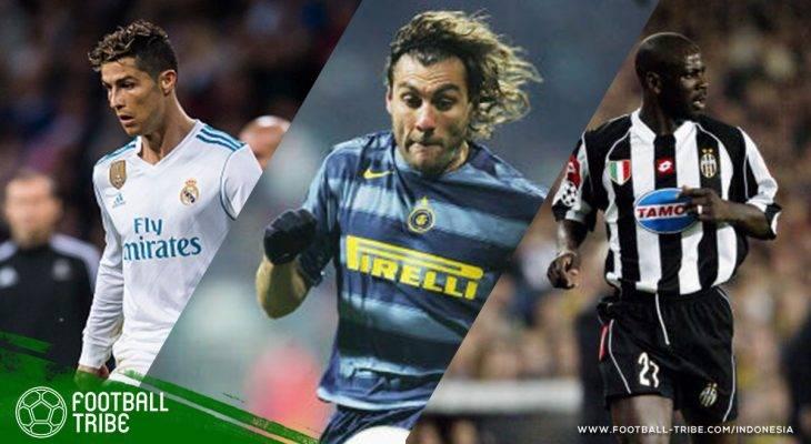 Cristiano Ronaldo dan 9 Pembelian Termahal Serie A