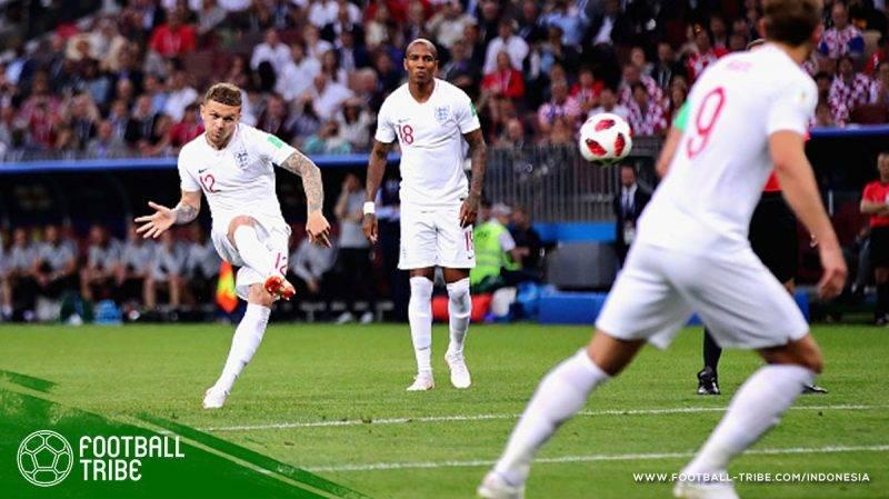 timnas Inggris sudah membuat sembilan gol