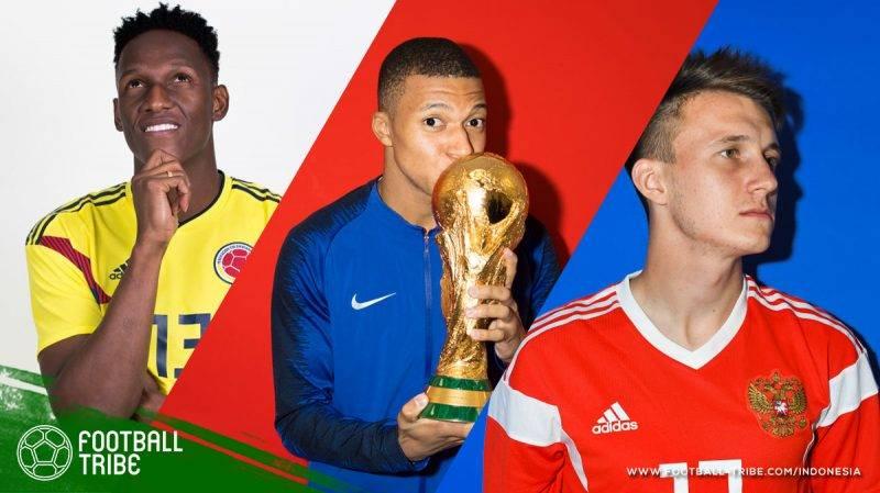 pesepak bola muda U-23 di dunia
