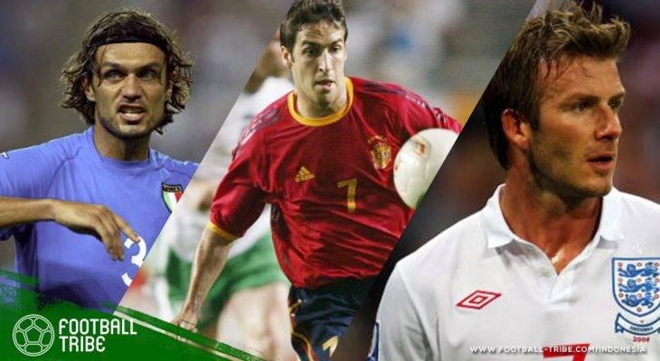 10 Legenda yang Tidak Pernah Menjadi Juara Dunia