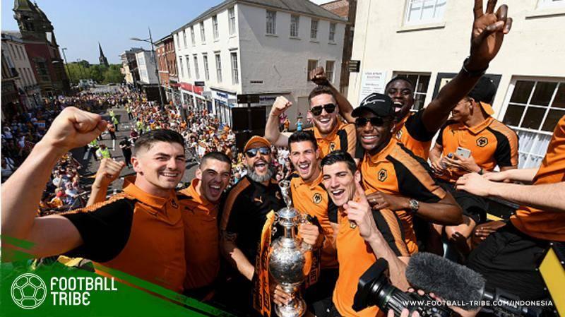 Wolverhampton Wanderers yang resmi kembali