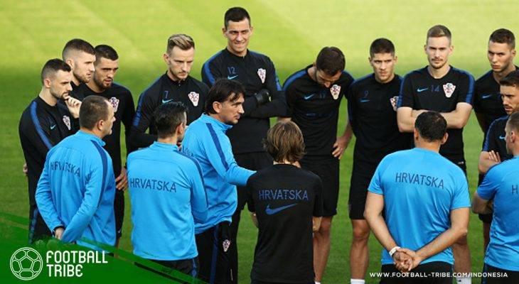 Zlatko Dalic Undang Kroasia Generasi 1998 untuk Datang ke Final Piala Dunia