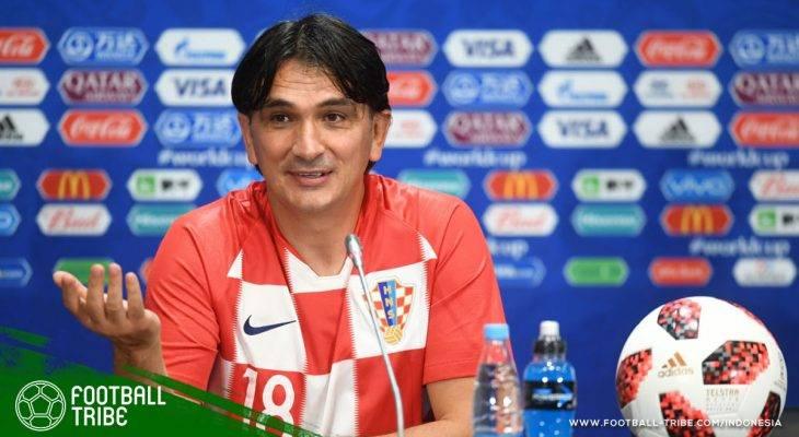 Di Piala Dunia 2018, Zlatko Dalic Angkat Nama