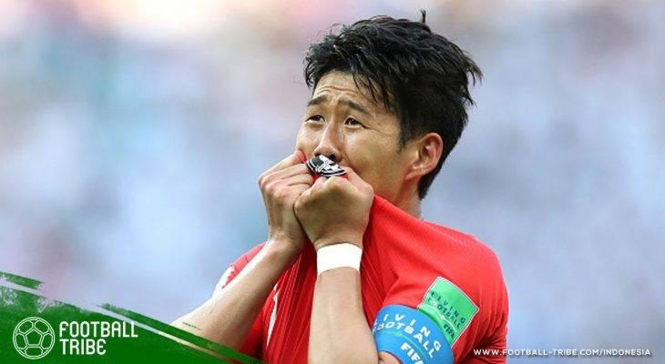 Son Heung-min dan Misi Terakhir di Asian Games 2018