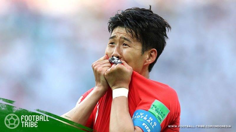 Son Heung-min akan coba menyelamatkan karier