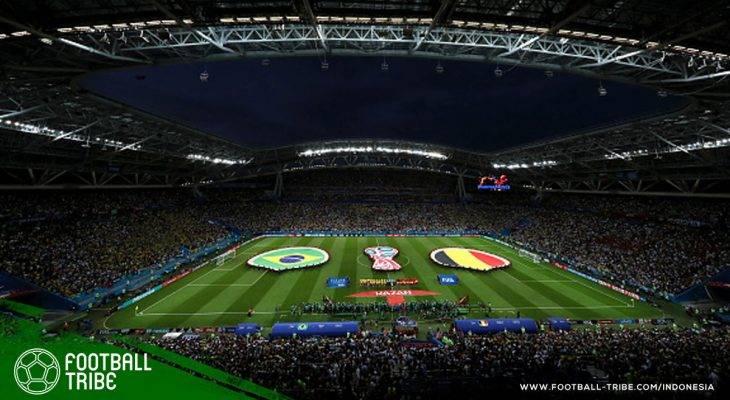 Stadion Kazan Arena, Kuburan Tim Unggulan Piala Dunia 2018