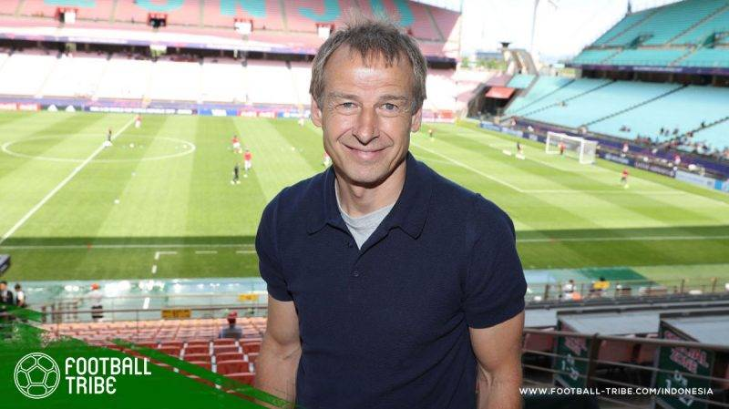 kontrak untuk Klinsmann