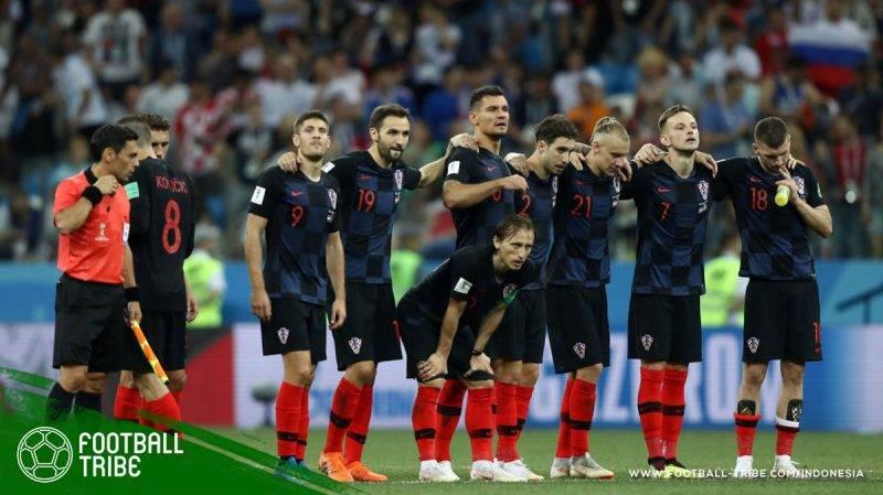 Kroasia sekali lagi menjadi warna spesial