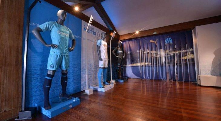 Ada Diego Maradona di Peluncuran Seragam Olympique Marseille yang Indah
