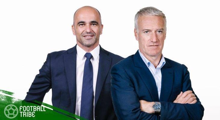 Head to Head Pemain Prancis dan Belgia di Semifinal Piala Dunia 2018