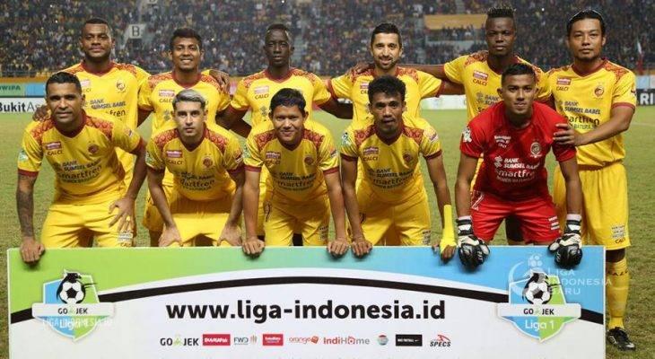Sriwijaya FC Kehabisan Tiket Pesawat, Pertandingan Lawan Mitra Kukar Ditunda