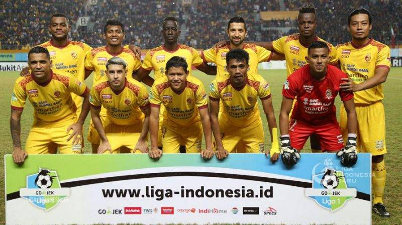 Image result for Sriwijaya FC