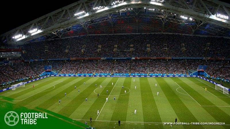 Uruguay versus Prancis dan Brasil versus Belgia