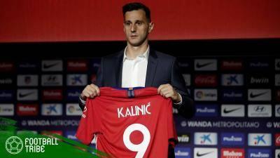 Nikola Kalinic (Tidak) Merusak Tradisi Penyerang Tajam Atletico Madrid