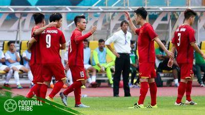 Dominasi Vietnam di Best XI Asian Games 2018