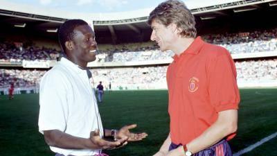 Penghargaan Tertinggi Liberia untuk Arsene Wenger