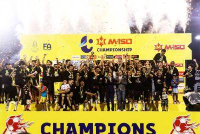 Ryuji Utomo Juara Thai League 2, Yanto Basna Gagal Promosi