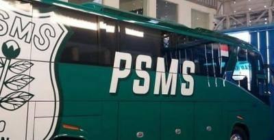 Setelah 25 Tahun, Akhirnya PSMS Medan Punya Bus Baru