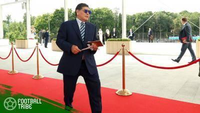Diego Maradona dan Dugaan Relasi Kartel Narkoba di Klub Barunya