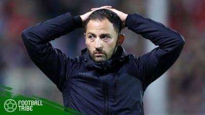 Bom Waktu Domenico Tedesco bersama Schalke di Bundesliga