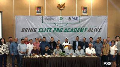 Elite Pro Academy, Kompetisi Usia Dini Resmi Pertama dari PSSI
