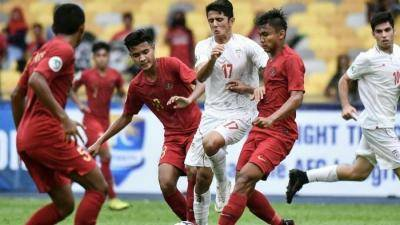 Sutan Zico Jaga Asa Indonesia di Piala Asia U-16