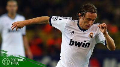 2 September 2012: Debut Luka Modric di LaLiga