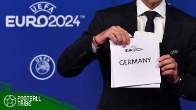 RESMI: Jerman Tuan Rumah Piala Eropa 2024