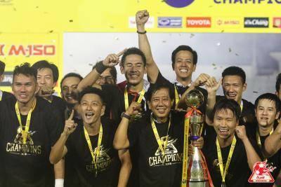 Perkasa Di Tandang, Kunci Klub Ryuji Utomo Juara Thai League 2