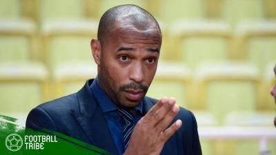 Thierry Henry, Nakhoda Baru AS Monaco