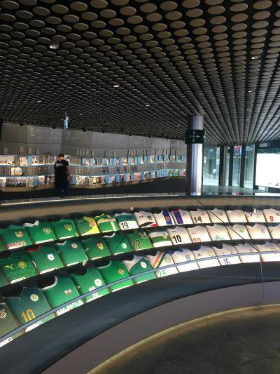 Berkunjung ke FIFA Museum of World Football di Zurich