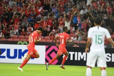 5 Hal Menarik dari Singapura vs Indonesia
