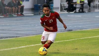 Muncul Di TC Timnas, Andik Vermansyah Gantikan Saddil Ramdani?